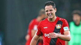 Chicharito: 'I feel at home in the Bundesliga'