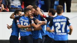 Hoffenheim undefeated in seven