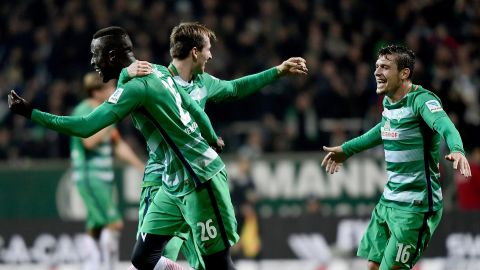 Revitalised Bremen take down Leverkusen