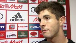 Watch: Pulisic: 'BVB have heart'