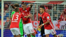 Masterful Bayern too good for Gladbach