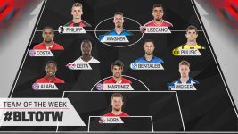 Watch: Matchday 8 Team of the Week