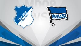 High-fliers Hoffenheim and Hertha go head-to-head