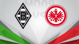 Gladbach face test against in-form Frankfurt