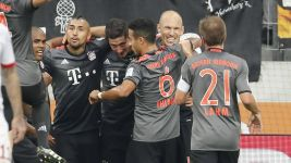 Watch: Augsburg 1-3 Bayern - Highlights