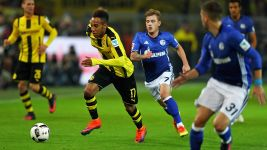Dortmund and Schalke share Revierderby spoils