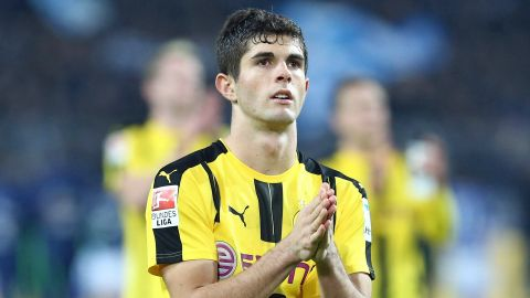 Watch: Dortmund's Pulisic: 'No excuses'