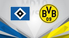 Dortmund target points at struggling Hamburg
