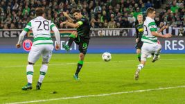 Gladbach held by Celtic