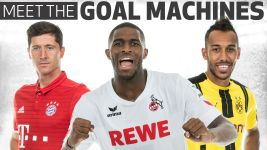 Goal machines hit top gear