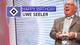 Happy 80th birthday Uwe Seeler!