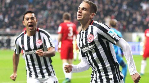 Frankfurt impress again in victory over Köln