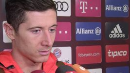 Watch: Lewandowski on a competitive season