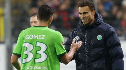 Ismael: 'Gomez never doubted himself'