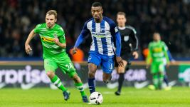 Watch: Hertha 3-0 Gladbach - Highlights