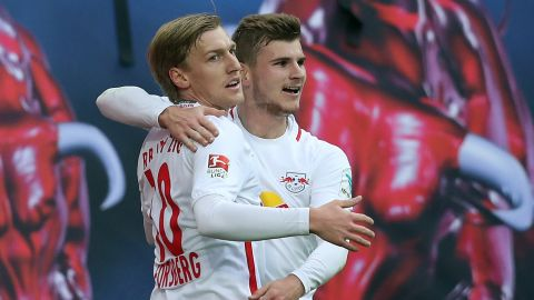 Watch: Werner and Forsberg on Leipzig success