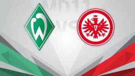 Frankfurt out for revenge in Bremen