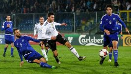 Germany ease to win over San Marino