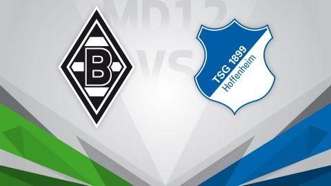 Borussia Mönchengladbach - TSG 1899 Hoffenheim Bundesliga ... | 480 x 270 jpeg 18kB