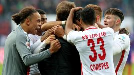 Watch: Leipzig one game from history