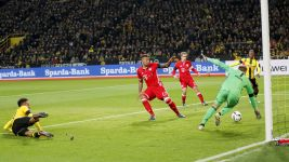 Der Klassiker: BVB 1-0 Bayern - as it happened