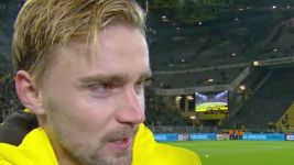 Watch: Schmelzer on Dortmund's 'special night'