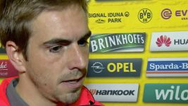 Watch: Lahm discusses intriguing title race