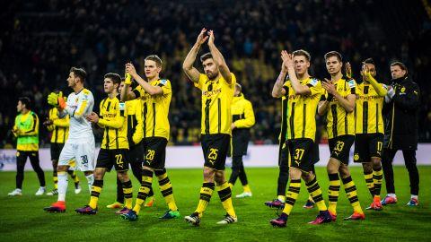 Agen Bola Terpercaya -  Dortmund Tetap Akan Kerja Keras Dalam Menghadapi Spurs