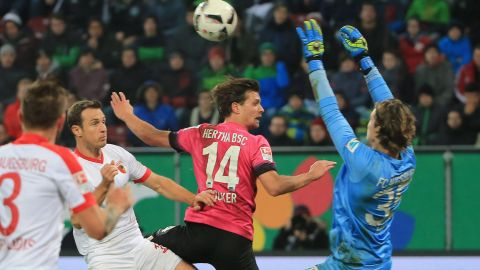 Watch: Augsburg 0-0 Hertha - Highlights