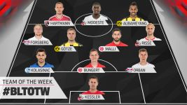 Matchday 11: Team of the Week