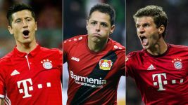 Bundesliga goal-getters locked and loaded