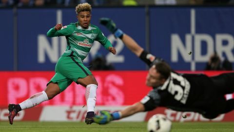 Watch: New Bayern star Gnabry in action for Bremen