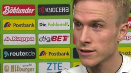 Watch: Wendt on Gladbach profligacy