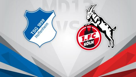 Hoffenheim and Köln set for Euro battle