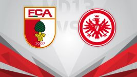 Augsburg out to extend good run against Frankfurt