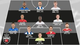 #BLFantasy - Matchday 12 Team of the Week