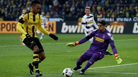 gladbach dortmund highlights