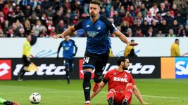 Previous meeting: Hoffenheim 4-0 Cologne