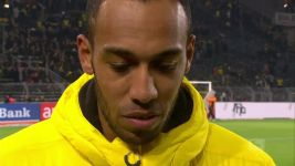 Watch: Aubameyang on top scorers' race