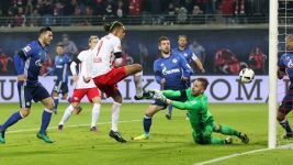 Watch: Leipzig 2-1 Schalke - Highlights