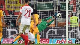 Watch: Augsburg 1-1 Frankfurt - Highlights