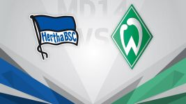 Bremen next at the gate of Hertha's Berlin bastion