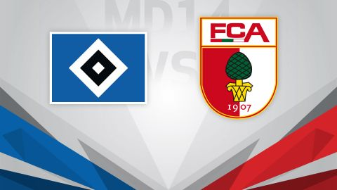 HSV out to confirm upward trend against Augsburg
