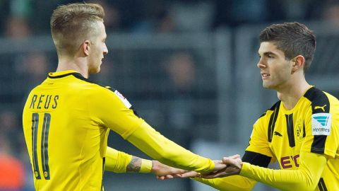 Pulisic braced for Reus to cash in bet