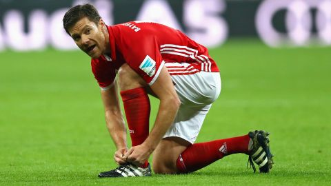 Who will fill Xabi Alonso's boots at Bayern?