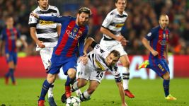 Gladbach defeated in Barcelona