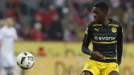 Watch: Dembele on Dortmund's dramatic draw in Köln