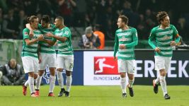Improving Bremen triumph in Berlin