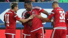 Ingolstadt joy at beating leaders Leipzig