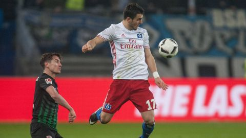 Watch: Hamburg 1-0 Augsburg - Highlights